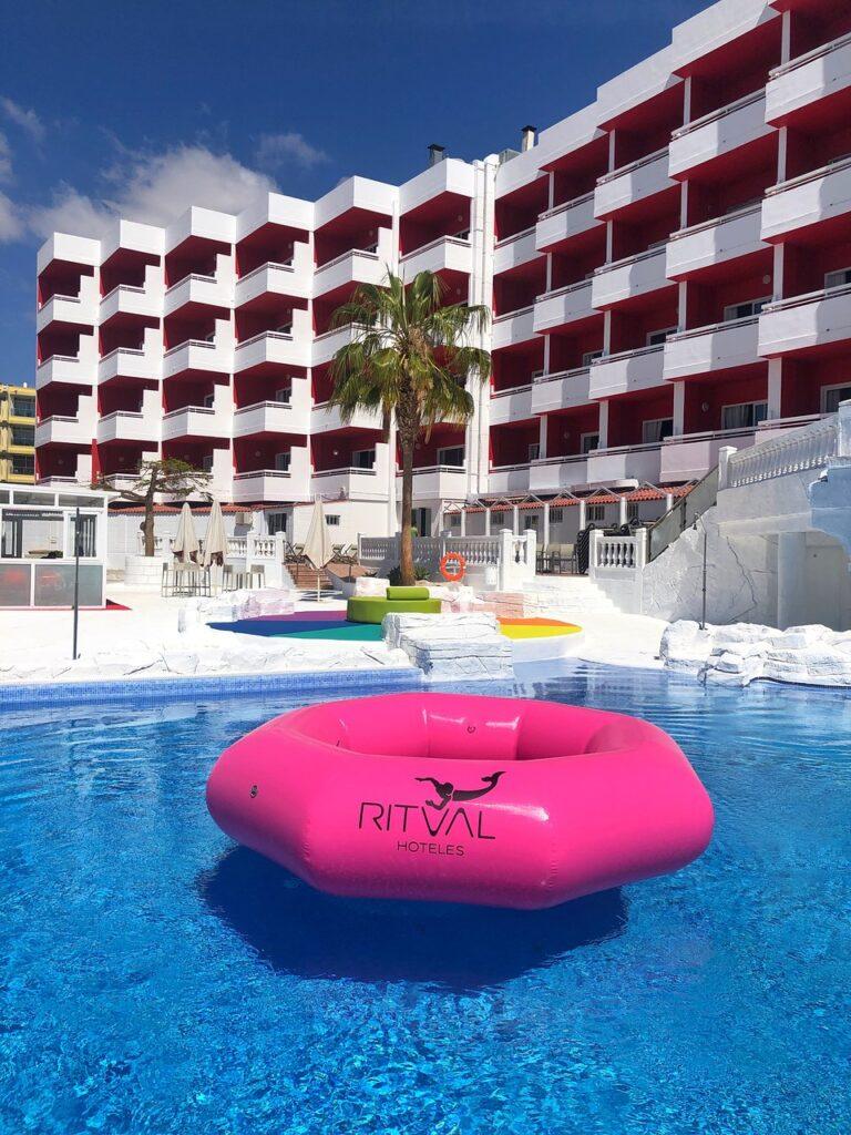 El verano del amor - Programa para hotel